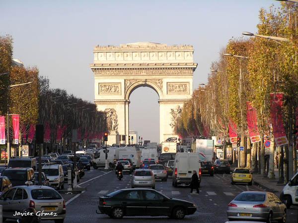 Arco del Tirunfo 1
