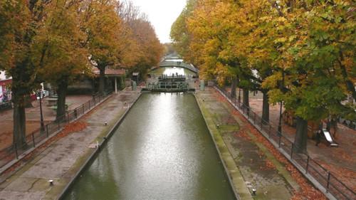 Canal San Martin