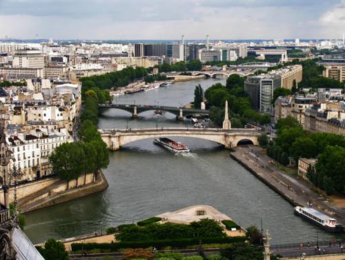 Guía para desorientados: no perderse en París