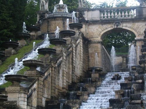 Parque Saint Cloud en Paris