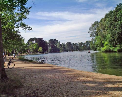 Bosque de Vincennes