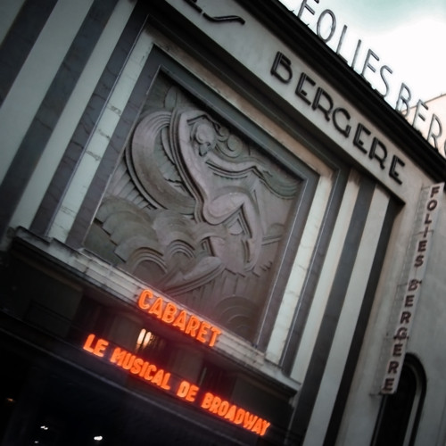 Folies Bergeres de Paris