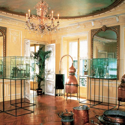 Museo del Perfume calle Scribe
