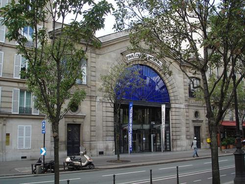 Pavillon de l'Arsenal, arquitectura contemporánea