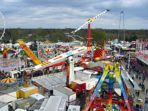 Feria del Trono