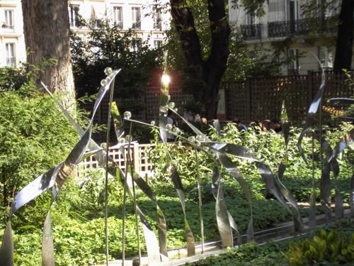 Jardin de Cluny