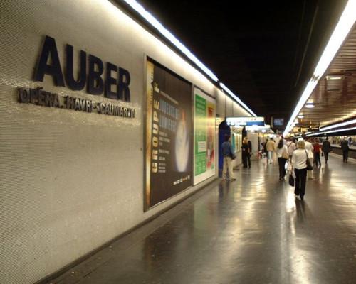 Estacion Auber