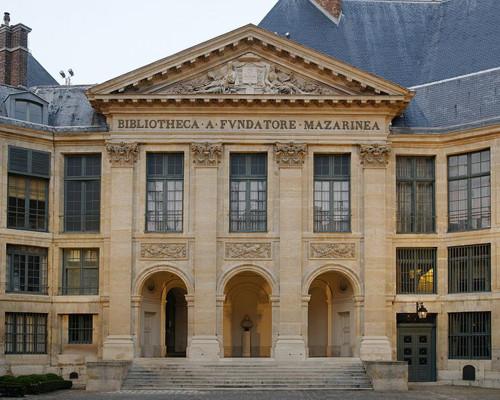 Biblioteca Mazarine