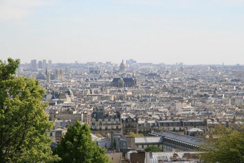 París desde lo alto, original y sorprendente