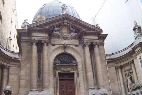 Capilla Notre Dame de Consolation