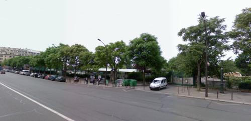 Estadio Georges Hebert