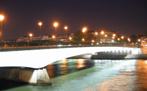 De Puente Alma a El Arsenal, París monumental
