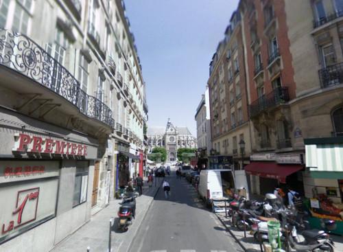 Rue du Roule