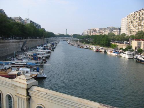 Puerto de l Arsenal