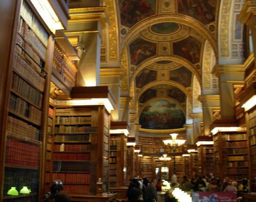 biblioteca nacional francia