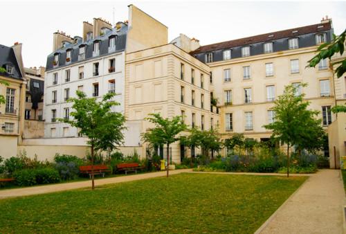 Jardin Anna Frank
