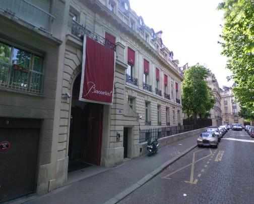 Galeria Museo Baccarat