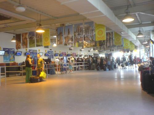 Aeropuerto Beauvais Tille