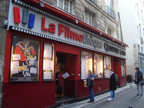 Librerías del Barrio Latino, orgullo de París