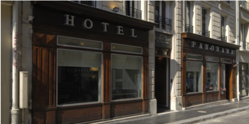 Hotel Eurostars Panorama, turismo y literatura en París