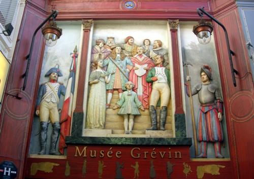Grévin, el museo de figuras de cera de París