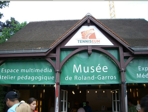 Tenniseum, el Museo del Tenis de París