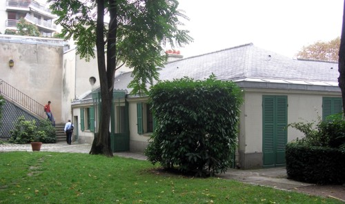 Casa Museo Balzac