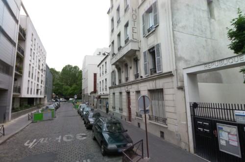 Hotel Merryl, acogedor 2 estrellas en Montmartre