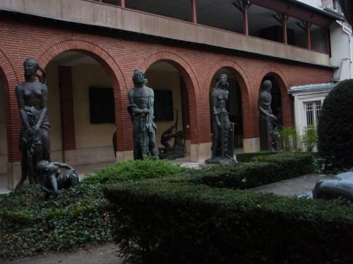 Museo Bourdelle, vida y obra de un escultor