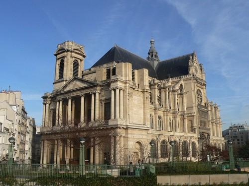 Iglesia de San Eustache