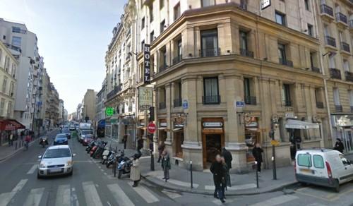 Hotel Yllen Eiffel, en el barrio de Montparnasse