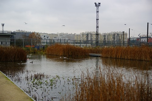 Parque Clichy-Batignolles