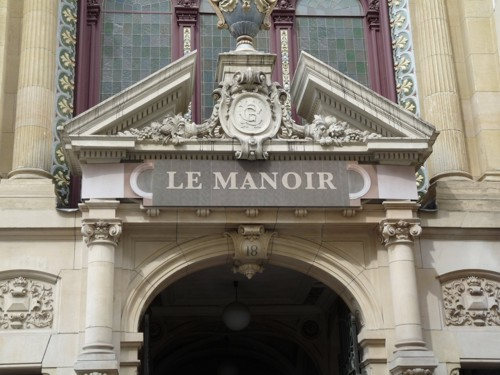 Le Manoir de Paris
