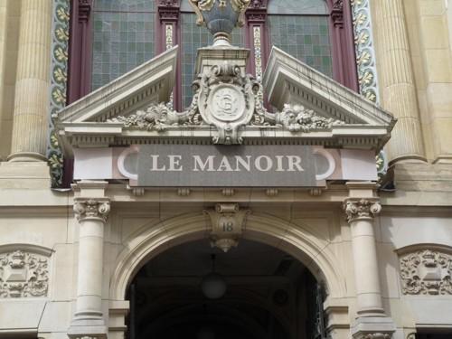 Le Manoir, todos los misterios de París