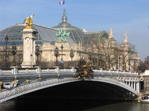 El Grand Palais de los Campos Elíseos