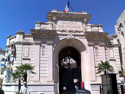 El Banco de Francia